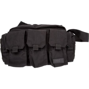 5.11 Tactical 56026 Black Bail Out Bag 1050D Nylon Construction thumbnail