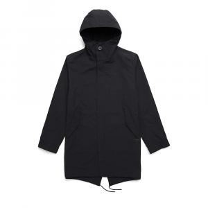 Herschel Supply Co Men's Classic Fishtail Jacket - Medium - Black thumbnail