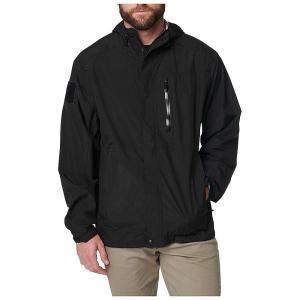 5.11 Men's Aurora Shell Jacket - Medium - Black thumbnail