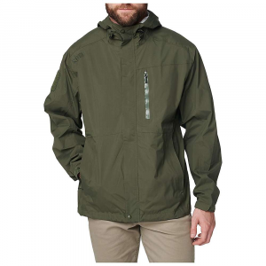 5.11 Men's Aurora Shell Jacket - XL - Moss thumbnail