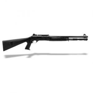 "Benelli M4 Tactical 12-ga 3"" 18.5"" Black 5+1 Semi-Auto Shotgun w/ Pistol Grip 11707 thumbnail"