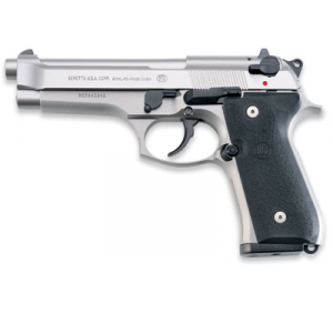 Beretta 92FS INOX 9mm Pistol JS92F500 thumbnail