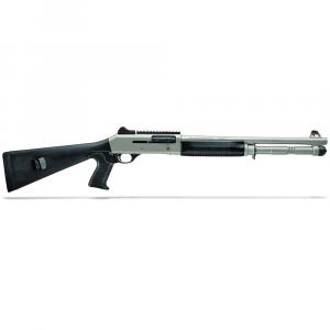 "Benelli M4 H20 Tactical 12GA 3"" 18.5"" Black 5+1 Semi-Auto Shotgun w/ Pistol Grip 11794 thumbnail"
