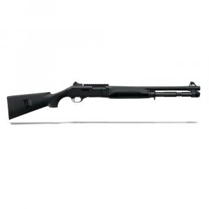 "Benelli M4 Tactical 12GA 3"" 18.5"" Black 5+1 Semi-Auto Shotgun 11703 thumbnail"