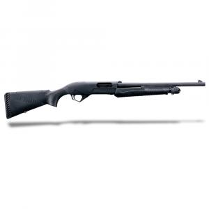 "Benelli SuperNova Tactical 12GA 3-1/2"" 18"" Black 4+1 Pump Action Shotgun w/ Open Rifle Sights 20145 thumbnail"