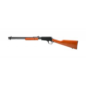 """Rossi Gallery .22lr 15rd 18"""" Pump Action Rifle, Hardwood - RP22181WD thumbnail"""