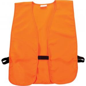 "Allen Blaze Polyester 26"" - 36"" (Youth) Hunters Safety Vest, Orange - 15751 thumbnail"