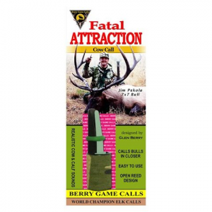 Berry Game Calls Fatal Attraction Cow Call thumbnail