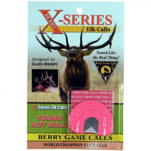 Berry Game Calls X - Series Young Hot Bull Elk Reed thumbnail