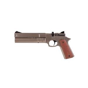 Ataman AP16 Compact Air Pistol, Titanium 0.22 thumbnail