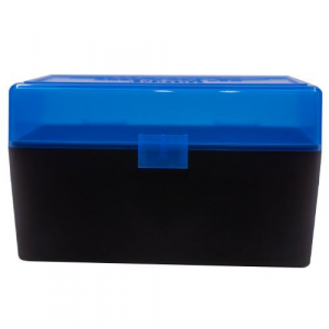 Berry's Ammo Box #409 - .243/.308 cal 50/rd Blue/Black thumbnail