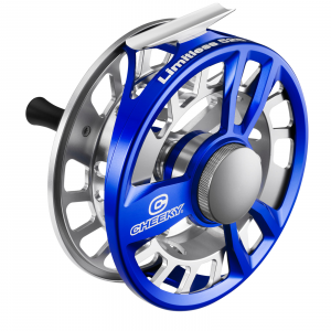 Cheeky Fishing Limitless Fly Reel 525 (12-16 wt) thumbnail