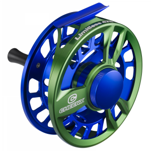 Cheeky Fishing Limitless Fly Reel 475 (10-12 wt) thumbnail