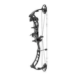 Quest Thrive 60lbs Left Hand Black Compound Bow - Black thumbnail