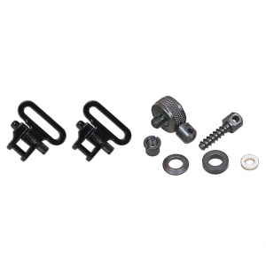 ALLEN 1in Black Semi-Auto and Pump Shotgun Swivel (14430) thumbnail
