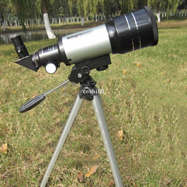 150x zoom hd outdoor monocular space astronomical telescope with portable tripod spotting scope #hwf30070 thumbnail