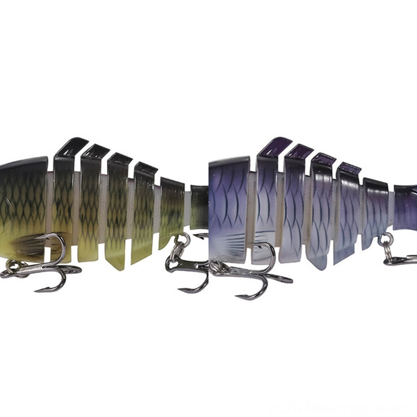 0zubv small eel 100mm luya bait bait simulation 3 sticks boxed soft fake soft soft fish thumbnail