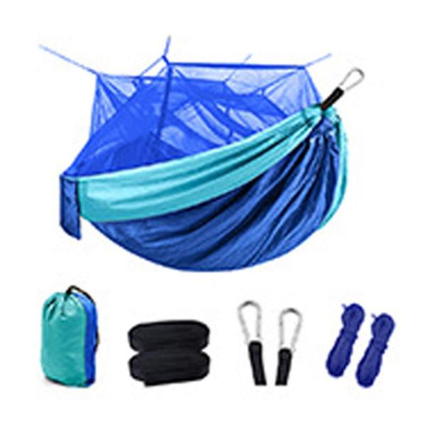 260 x 140cm sleeping hunting hanging chair hammock swing mosquito net tent rain outdoor furniture hammock thumbnail