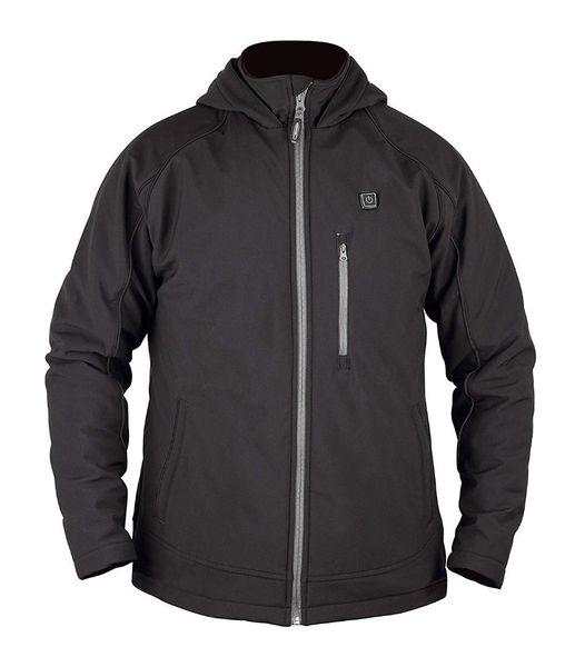 12v 5000mah battery heated jacket kit winter men hiking hooded jackets waterproof heated coat windbreaker hunt clothes thumbnail