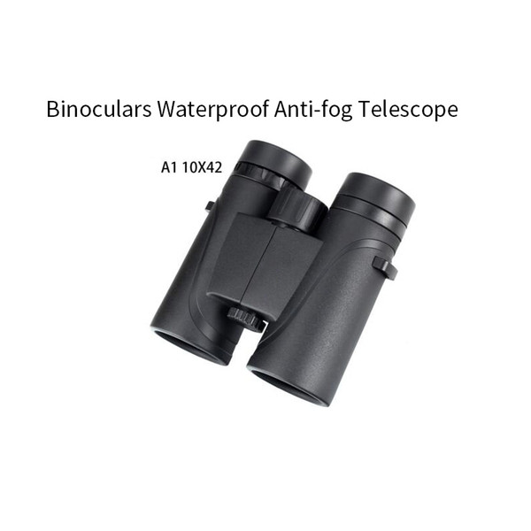 10x42 waterproof anti-fog binoculars telescope wide-angle powerful bright hunting optics for camping hiking mountain climbing travelling thumbnail