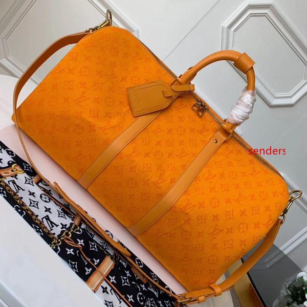 #5987 5a l keepall bandouliere large capacity women travel bag 50cm galaxy taiga v men shoulder duffel bags carry luggage handbag bag m44645 thumbnail