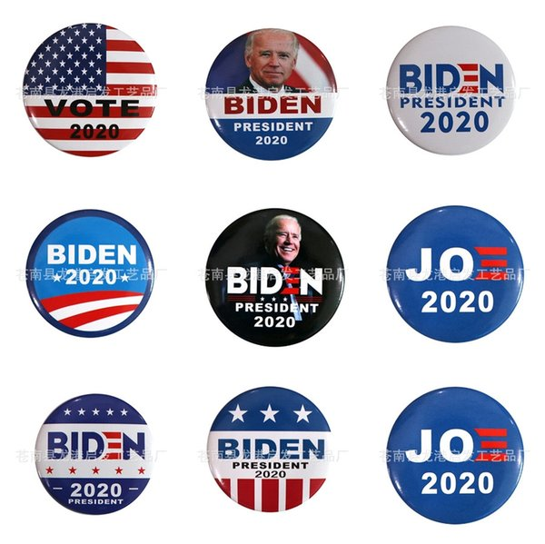 10 1 pcs flag iron on saw on biden badge natinal patch tactical military patches fabric #354 thumbnail