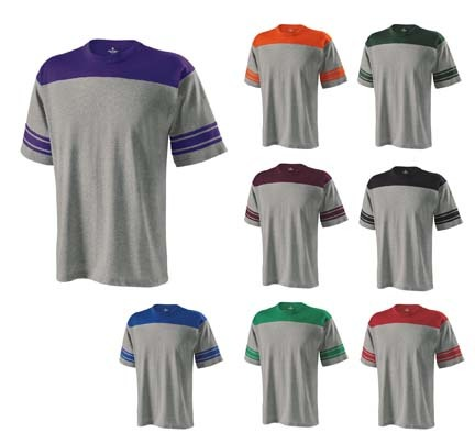 """""""Champ"""" Youth Cotton Tee Shirt from Holloway Sportswear thumbnail"""