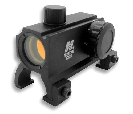 1x20 Mp5 Red Dot Rifle Sight with HK Claw Mount thumbnail